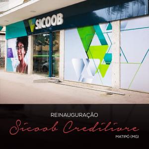 Sicoob Credilivre - Matipó/MG